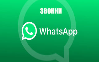 Функция звонков в Whatsapp: ответы на самые популярные вопросы