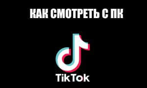 Как войти в Tik Tok через компьютер или установить приложение на ПК